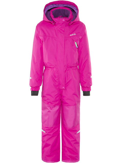 Kamik Merlin Overall Kids Super Hero Pink